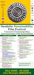 locandina sandalia film festival